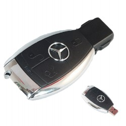 Dum Mercedes Benz key 0 Gb