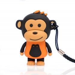 makako monkey Usb flash pendrive 16 gb