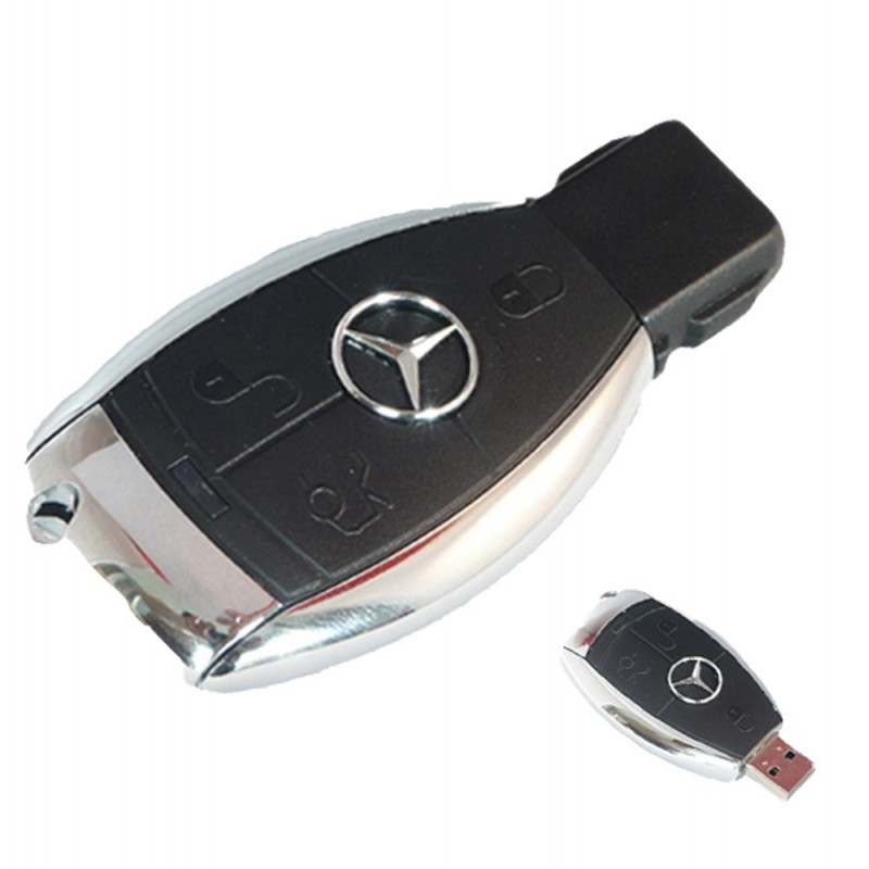 Pendrive mercedes benz 16 gb compra memorias usb for Mercedes benz flash drive with box