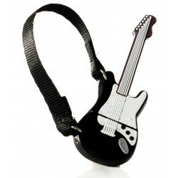 Black guitar Usb flash pendrive 16 gb