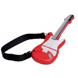 Red glazed Guitar 32 Gb flash drive